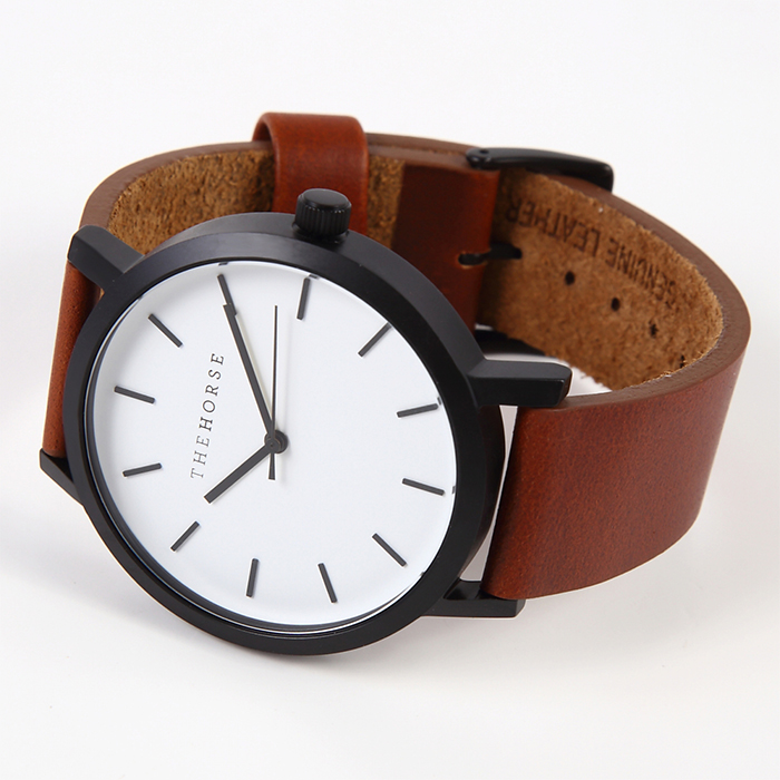 THE HORSE時計(ザホース腕時計)のTheOriginalシリーズ時計オールシーズン使える