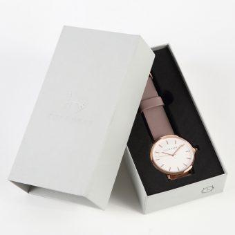 the horse時計の正規品パッケージ