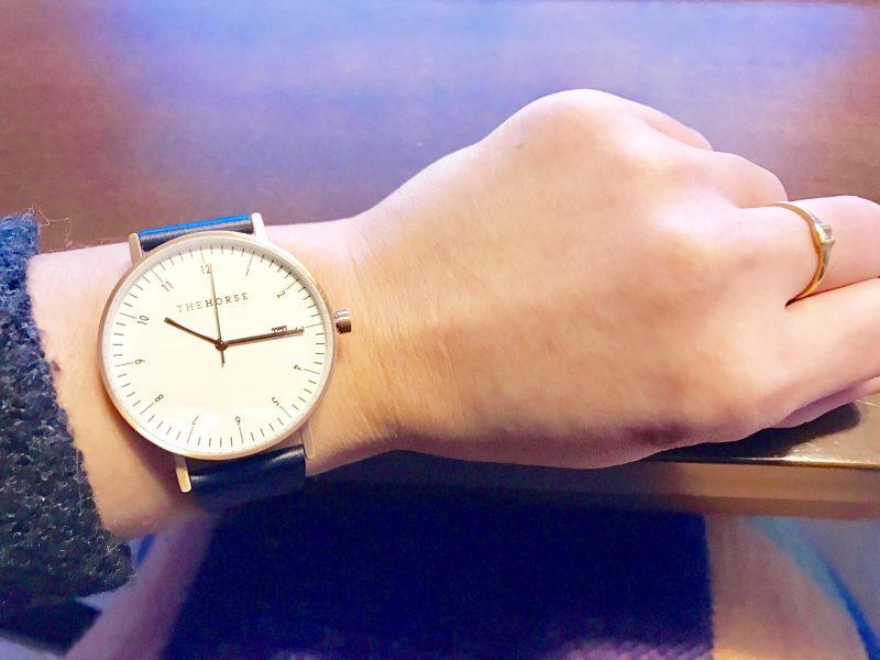 thehorseザホースdシリーズ腕時計
